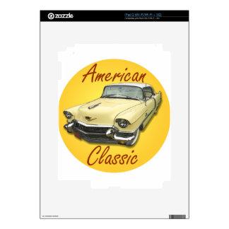 Cadillac 1956 DeVille iPad 2 Calcomanía