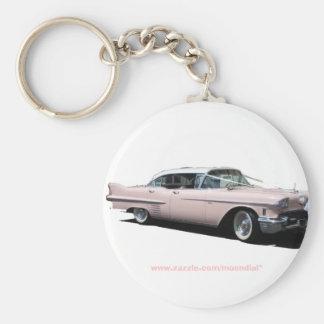Cadillac 3 key chains