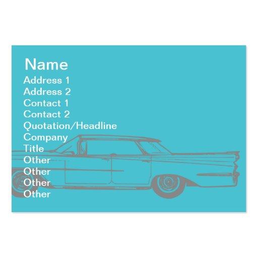 Cadillac - Chubby Business Card Template