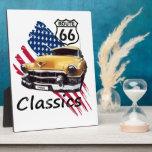 Cadillac Classics Placa