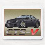 Cadillac CTS_V Alfombrilla De Raton