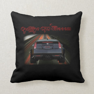 Cadillac CTS VR - Kiss This! Throw Pillow