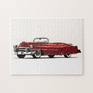 Cadillac Eldorado Jigsaw Puzzle
