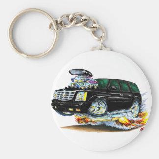 Cadillac Escalade Black Truck Keychain