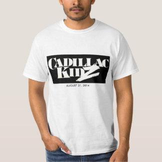 CADILLAC KIDZ  August 31, 2014 T-Shirt