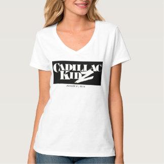 CADILLAC KIDZ August 31, 2014 / women T-Shirt