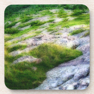 Cadillac Mountain Orton Hillside Landscape Beverage Coaster