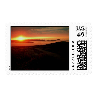 Cadillac Mountain Stamps