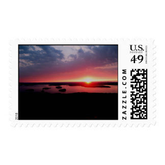 Cadillac Mountain Stamp