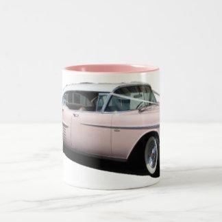 Cadillac Two-Tone Coffee Mug