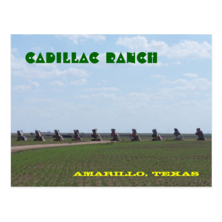 Cadillac Ranch_03 Postcard
