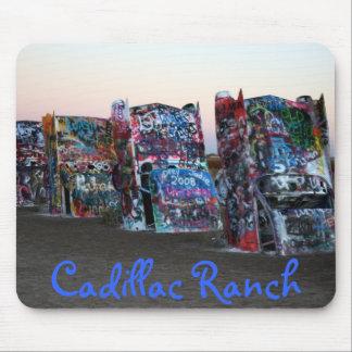 Cadillac Ranch Mouse Pad