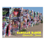 Cadillac Ranch Postcards