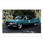 Cadillac, sedán 1959 de la serie   62 postales
