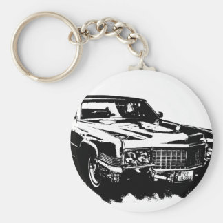 cadillac series deville eldorado sts classic rare keychain