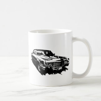 cadillac series deville eldorado sts classic rare classic white coffee mug