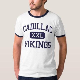 Cadillac - Vikings - High - Cadillac Michigan Shirt