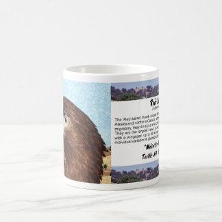 Cadir - Red-tail Hawk Coffee Mug
