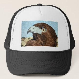 Cadir - Red-tail Hawk Trucker Hat