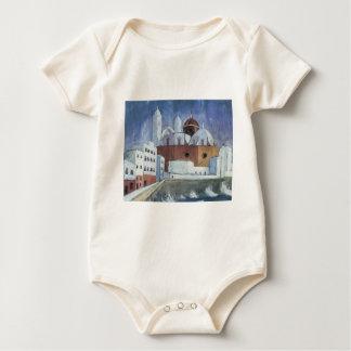 Cadiz by Walter Gramatte Baby Bodysuit