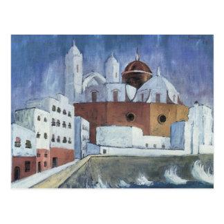 Cadiz by Walter Gramatte Postcard