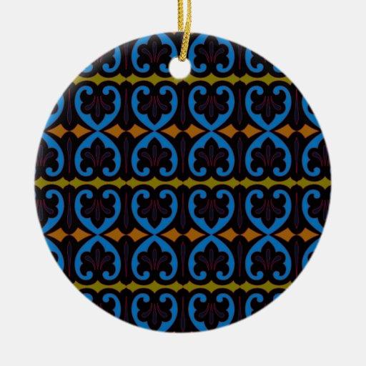 Cadiz Christmas Ornaments