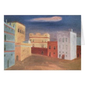 Cadiz II by Walter Gramatte Card