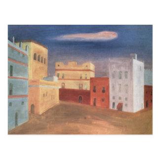 Cadiz II by Walter Gramatte Postcard