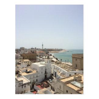 Cadiz, Spain Postcard