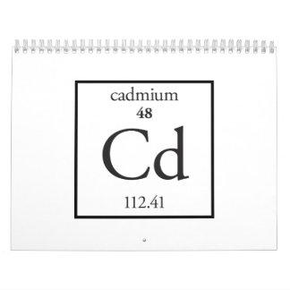 Cadmio Calendarios
