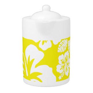 Cadmium Yellow Tropical Hibiscus