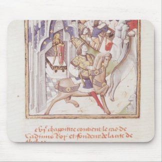 Cadmus, founder of Thebes Mouse Pad