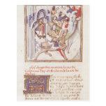 Cadmus, fundador de Thebes Tarjetas Postales