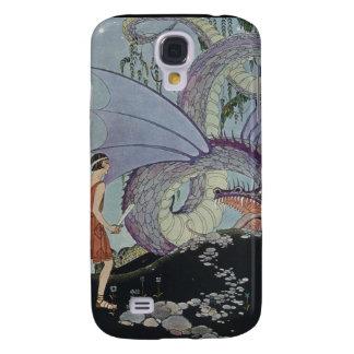 Cadmus y el dragón funda para galaxy s4