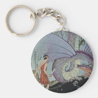 Cadmus y el dragón llavero