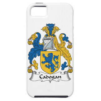 Cadogan Family Crest iPhone 5 Cases