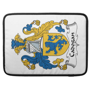Cadogan Family Crest Sleeves For MacBook Pro