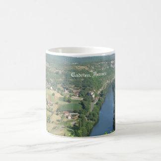 Cadrieu, France, The Aerial View Coffee Mug