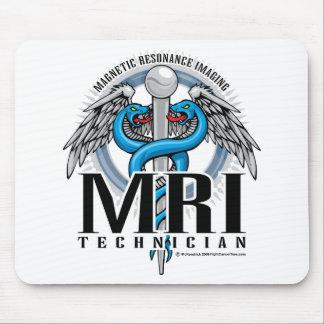 Caduceo de la tecnología de MRI Tapete De Ratón