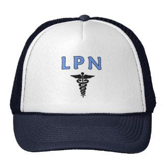 Caduceo de LPN Gorro