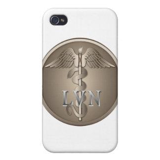 Caduceo de LVN iPhone 4/4S Funda