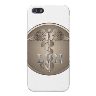 Caduceo de LVN iPhone 5 Cobertura