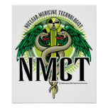 Caduceo de NMCT Poster