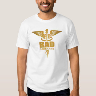 Caduceo del oro (RAD) Playera