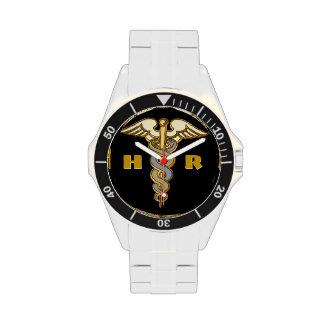 Caduceo personalizado (v1) reloj de mano