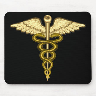 Caduceo Mouse Pad