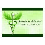 Caduceus Alternative Medicine Business Cards Business Card