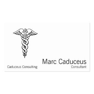 Caduceus Business Card