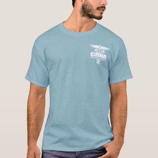 Caduceus CRNA shirts