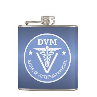 Caduceus DVM 2 Hip Flask